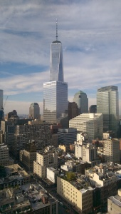 World Trade Center From Tribeca Tower