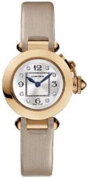 Cartier Women's WJ124028 Miss Pasha Analog Display Swiss Quartz Beige Watch-Christmas Gift Trends 2015-Fashion Needs Jesus-The Want List