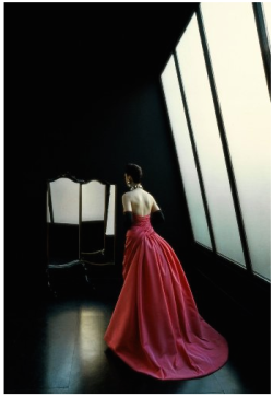 For L'Officiel (Evening Dress From Back), 1989, Frank Horvat, The Want List-Fashin Needs Jesus