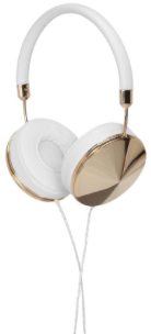 Frends Taylor Headphones, Gold White-Gift Guide 2015-Fashion Needs Jesus-The Want List