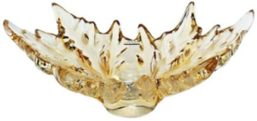 Lalique Champs-Elysees Gold Crystal Bowl-luxury gift guide 2015-Fashion Needs jesus-The Want List