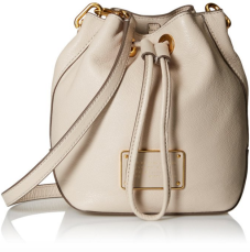 Marc by Marc Jacobs New Too Hot To Handle Cross-Body Bag - cream and gold- Fall Winter Holiday 2015 Trends-The Want List- Fashion Needs Jesus