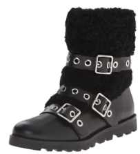 Marc by Marc Jacobs Women's Frost Three-Strap Shearling Boot Fall Holiday 2015-The Want List-New Yorker-Fashion Needs Jesus