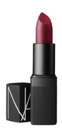 NARS Satin Lipstick, Afghan Red Fall Holiday 2015-The Want List-Fashion Needs Jesus
