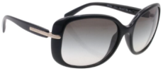 Prada Black and Gray Gradient Oversize sunglasses Fall Winter 2015 Trends NYC - The Want List-Fashion Needs Jesus