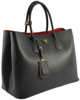 Prada Women's Saffiano Cuir Tote Bag-Fall Winter Holiday 2015 trends-Fashion needs jesus- the want list