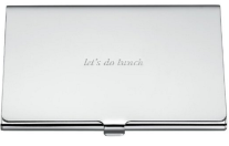 Silver St Lets Do Lunch Bus Card kate spade-Christmast Gift Guide 2015-Fashion Needs Jesus.png