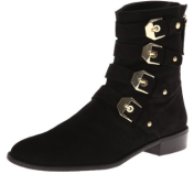 stuart weitzman booties buckles leather - The Want List- Fall Holiday Christmas 2015- Fashion Needs Jesus