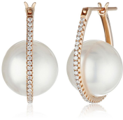 TARA Pearls %22Galaxy Collection%22 18k Rose Gold Natural White South Sea Cultured Pearl Earrings with Diamonds Christmas Gift Trends 2015 Guide-Fashion Needs Jesus-The Want List