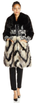 Tracy Reese Lace Fur Coat Fall 2015 - The Want List - Fashion Needs Jesus