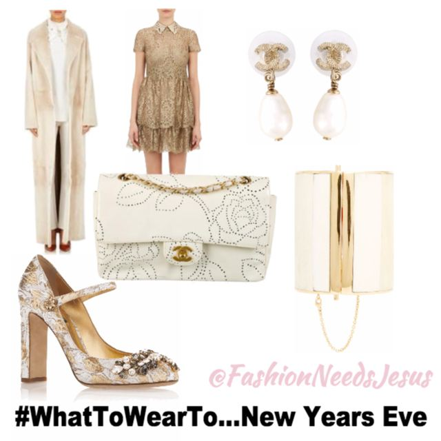The Want List: What To Wear to New Year's Eve