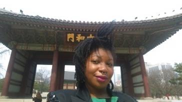 Seoul Selfie, Sphinx Rowe, Doeksugung 덕수궁 Palace