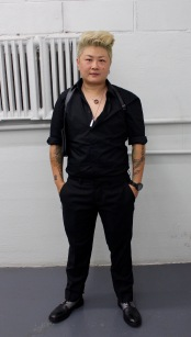 NiK Kacy-Shoe Designer-Rainbow Fashion Week-Fashion Needs Jesus