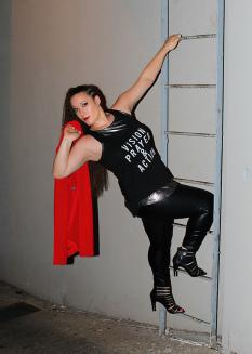 Yhaniqua Lopes Motivational Streetwear-Stylist Sphinx Rowe